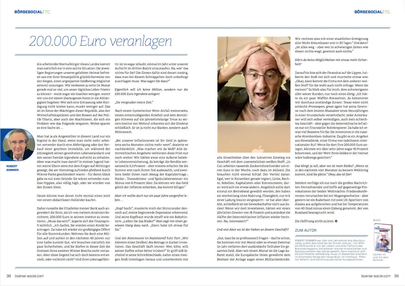 Börse Social Magazin